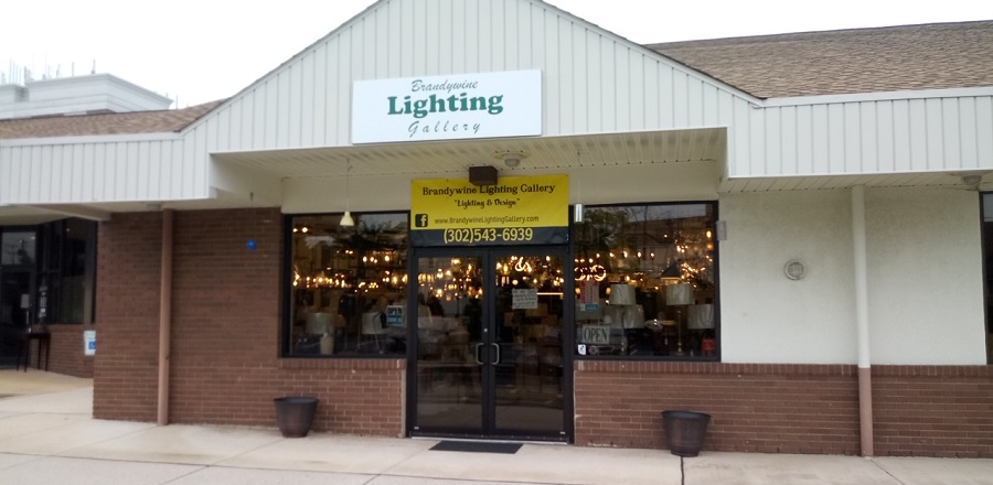Brandywine Lighting Gallery store