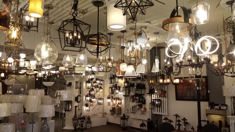 Lighting store in Delaware
